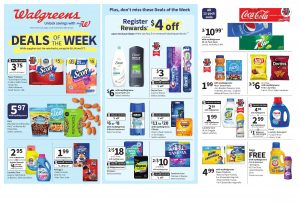 Walgreens Ad Apr 18 – Apr 24, 2021 Early Ad Scan