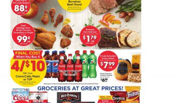 Smiths Weekly Ad Valid Apr 28 – May 4, 2021 Sneak Peek Preview