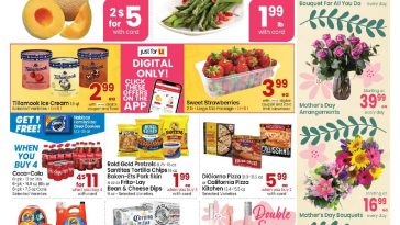 Carrs Anchorage Weekly Ad 5/5/21-5/11/21 Sneak Peek Preview