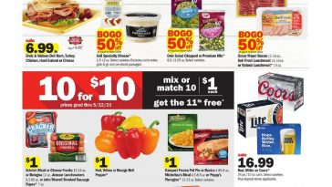 Meijer Ad Valid May 9 - May 15, 2021 Sneak Peek Preview
