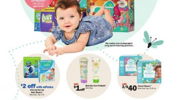Meijer Ad May 9 - May 15, 2021 Baby Ad