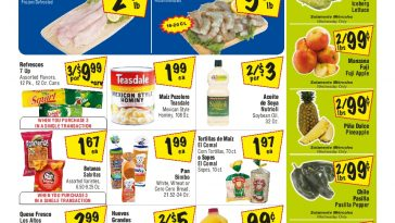 El Super Weekly ad May 12 – May 18, 2021 Sneak Peek Preview