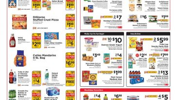 Shoprite Weekly Circular 4/18/21 - 4/24/21 Shoprite can can sale Sneak Peek Preview