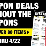 Harbor Freight Monthly Ad Thru April 22, 2021 Coupon Deals Without The Coupons