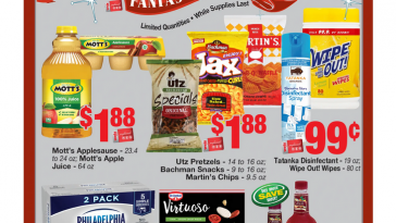 Weis Fantastic Friday Flyer Apr 16, 2021