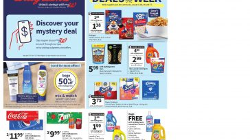 Walgreens Ad July 25 - July 31, 2021 Early Ad Scan