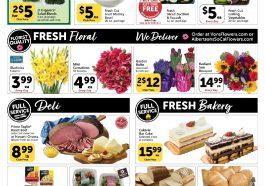 Vons 5 Dollar Friday Sale Ad May 14, 2021 Weekend Deals