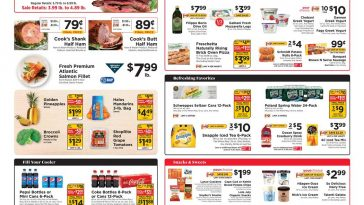 Shoprite Weekly Circular 5/9/21 - 5/15/21 Shoprite can can sale Sneak Peek Preview