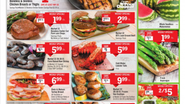 Price Chopper Weekly Ad May 30 – June 5, 2021