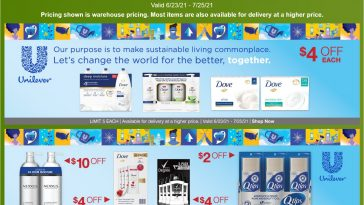 Costco Ad 6/23/21 - 7/25/21 Warehouse Coupons Preview