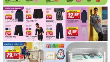 Lidl Weekly Ad August 25 – August 31, 2021 Preview Ads For Next Week