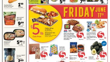 Safeway $5 Friday Ad June 11th, 2021 Weekend Deals Preview