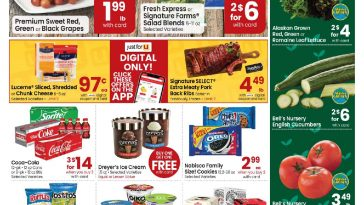 Carrs Anchorage Weekly Ad 7/28/21-8/3/21 Sneak Peek Preview