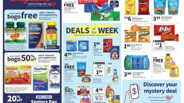 Walgreens Ad September 5 - September 11, 2021 Early Ad Scan