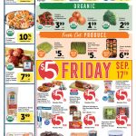 Safeway $5 Friday Ad September 17th, 2021 Weekend Deals Preview