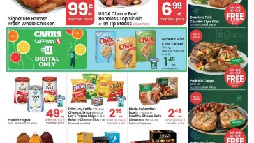 Carrs Anchorage Weekly Ad 10/13/21-10/19/21 Sneak Peek Preview